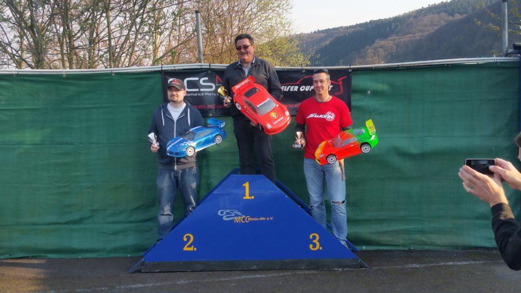 Sieger 1:8 BL-GTS 911er Cup