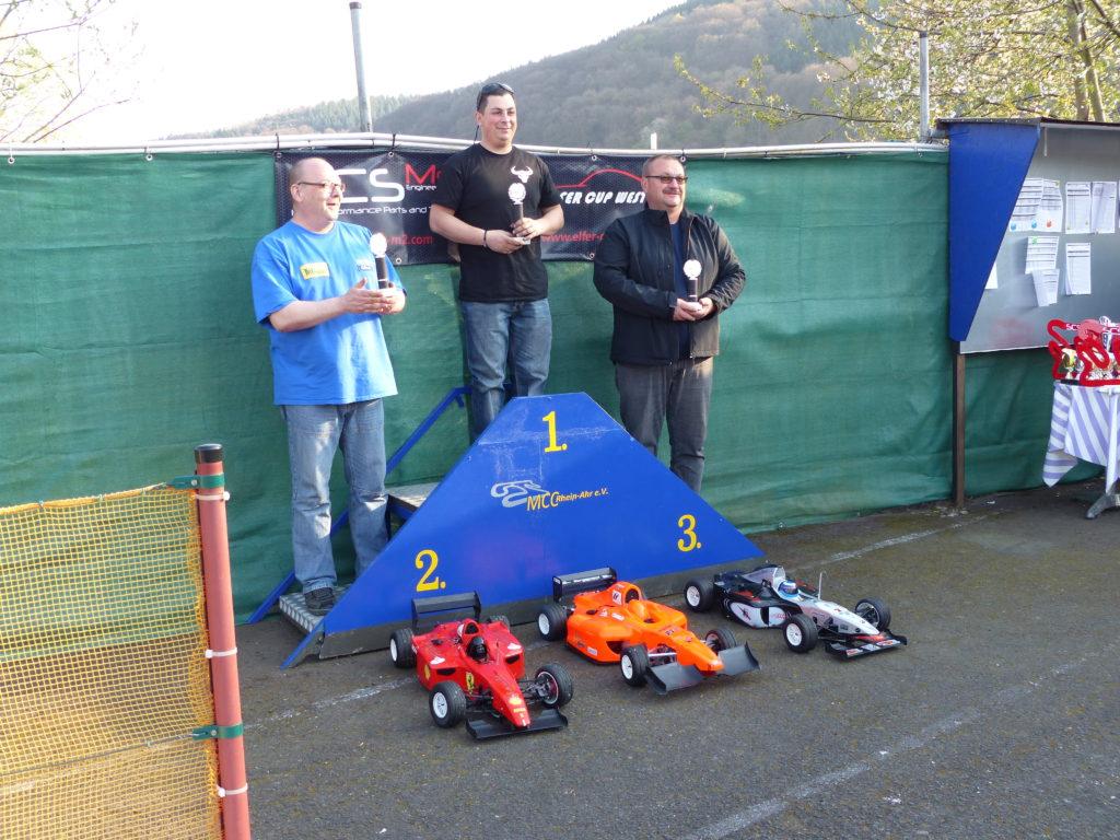 Sieger VG5 Formel 1: