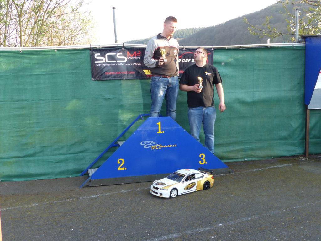 Sieger B Finale Tourenwagen und GT